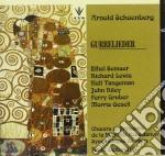 GURRELIEDER cd musicale di Arnold Schoenberg