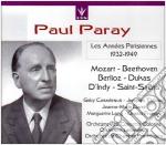 PARAY PAUL INTERPRETA cd musicale