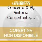 CONCERTO X VL, SINFONIA CONCERTANTE, SIN cd musicale di Karol Szymanowski