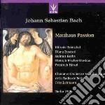 PASSIONE SECONDO MATTEO cd musicale di Johann Sebastian Bach
