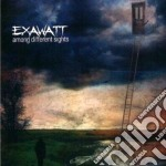 Exawatt - Among Different Sights cd musicale di Exawatt