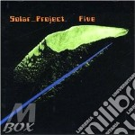Solar Project - Five cd musicale di Project Solar