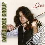 David Rose Group - Live cd musicale di Rose david group
