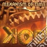 MEKANISM OF TIME cd musicale di KOB