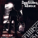 Deafening Silence - Backlash cd musicale di Silence Deafening