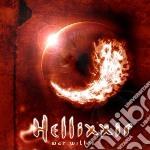 Hellixxir - War Within cd musicale di Hellixxir