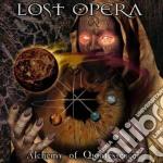 Lost Opera - Alchemy Of Quintessence cd musicale di Opera Lost