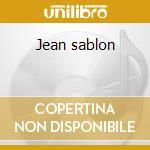 Jean sablon cd musicale di Jean Sablon