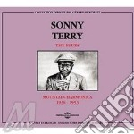 The blues mountain harm. cd musicale di Sonny Terry