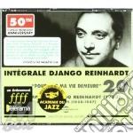 Django Reinhardt - Pour Que Ma Vie Demeure cd musicale di REINHARDT DJANGO