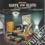 Jean Pierre Rampal & Claude Bolling - Suite For Flute cd musicale di RAMPAL / BOLLING