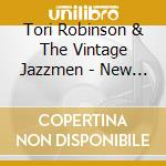 Tori Robinson & The Vintage Jazzmen - New Orleans Gospel Live cd musicale