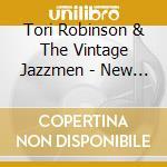 Tori Robinson & The Vintage Jazzmen - New Orleans Gospel Live cd musicale