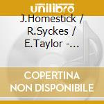 Chicago Blues Festival cd musicale di HOMESTICK/SYCKES/TAY