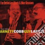 Arnett Cobb & Guy Lafitte - Tenor Abrupt cd musicale di COBB/LAFITTE