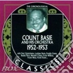 1952-1953 cd musicale di Count basie & his or