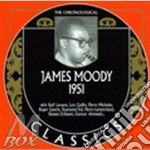 James Moody - 1951 cd musicale di James Moody