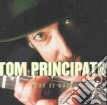 PLAY IT COOL cd musicale di PRINCIPATO TOM