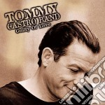 GUILTY OF LOVE cd musicale di CASTRO TOMMY
