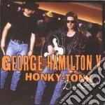 HONKY-TONK DELUXE cd musicale di HAMILTON GEORGE