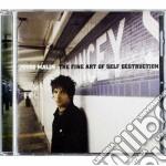 THE FINE ART OF SELFDESTRUCTION cd musicale di Jesse Malin