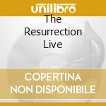 THE RESURRECTION LIVE cd musicale di TURNER IKE & KINGS O