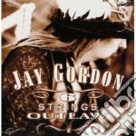 6 STRINGS OUTLAW cd musicale di GORDON RAY