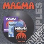 Simples cd musicale di MAGMA