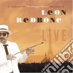 Leon Redbone - Live cd musicale di REDBONE LEON