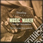 Music Maker - Relief Foundation cd musicale di MUSIC MAKER