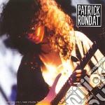 Rondat Patrick - Amphibia Tour cd musicale di Patrick Rondat