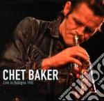 Chet Baker - In Bologna cd musicale di Chet Baker