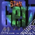LIVE IN PARIS cd musicale di GETZ STAN QUARTET