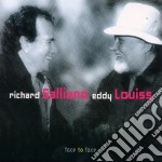 FACE TO FACE cd musicale di GALLIANO RICHARD-EDDY LOUSS