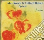 Max Roach & Clifford Brown - Jadu cd musicale di ROACH MAX & CLIFFORD B.Q.
