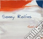 SOLID cd musicale di Sonny Rollins