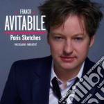 Franck Avitabile - Paris Sketches cd musicale di Franck Avitabile