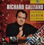 Richard Galliano - Original Album Classics cd musicale di Richard Galliano