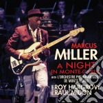 Marcus Miller - A Night In Montecarlo cd musicale di Marcus Miller