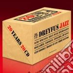 Dreyfus jazz 20 years cd musicale di Artisti Vari