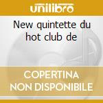 New quintette du hot club de cd musicale di Artisti Vari