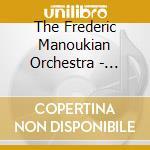 ROMANE cd musicale di MANOUKIAN FREDERIC O
