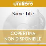 SAME TITLE cd musicale di MADRID