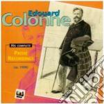 Edouard Colon - His Complete Pathe' Recordings cd musicale
