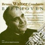 MISSA SOLEMNIS 70 11.11 OP 123 - WATSON cd musicale di Beethoven ludwig van