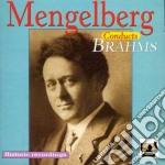 SINFONIA N.2, N.3, N.4, OUVERTURE TRAGIC cd musicale di Johannes Brahms