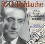 CELIBIDACHE SERGIU INTERPRETA cd musicale