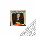 KNAPPERTSBUSCH HANS INTERPRETA cd musicale