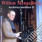 INEDITI II: WEBER, BEETHOVEN, MOZART, TR cd musicale