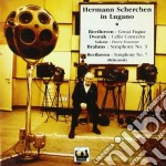 SCHERCHEN HERMANN IN LUGANO cd musicale